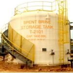 Design, Fabrication and Installation of FRP Tank and Pipes